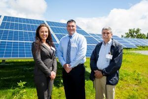 GAAMHA, Inc. CEO Tracy Hutchinson, Business Director Shawn Hayden, Operations Director Bob Della Valle